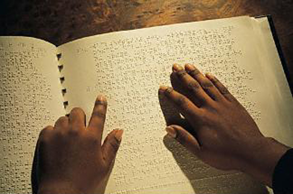 braille-reading