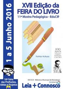 feira do livro 2016