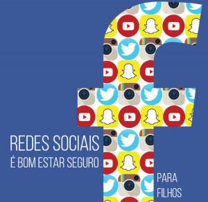 redes sociais para filhos
